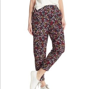 14th & Union floral print joggers